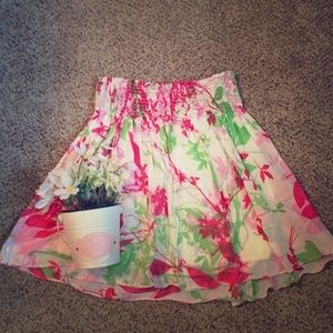 Sophie Max lined skirt